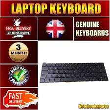 For Apple MacBook Pro A1706 A1707 MPTT2LL/A UK Layout QWERTY Keyboard 2016 2017