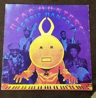 "Vintage 1973 Herbie Hancock ""Headhunters"" LP - Columbia Records (KC-32731) EX"