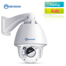 Anbvision 8IR 1200TVL CCTV 30X ZOOM Auto Tracking Waterproof Outdoor PTZ Camera
