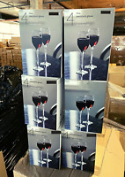 John Lewis & Partners Vino Sherry and Port Glasses, Set of 4, 100ml, Crystal Cut