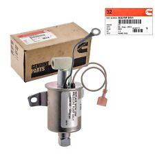 Genuine Cummins Electric Fuel Pump A029F891 RV Generator (149-2331-02)
