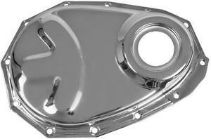 1954-62 Chevrolet Pickup Timing Gear Cover 6-Cylinder - Chrome New Dii