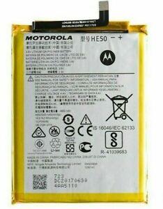 MOTOROLA HE50 BATTERY FOR MOTO E4 PLUS XT1770 XT1774 XT1775 XT1776 XT1771