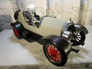VINTAGE JIM BEAM DECANTER 1914 STUTZ BEARCAT SPORTS CAR, nice  EMPTY Decanter