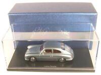 Lindner Porsche (silber-blau ) DDR 1953 - 1:43 Masterpiece - AutoCult