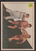 1955 Parkhurst Wrestling #68 Emil Dusek