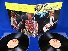 CREAM Live 【JAPAN ONLY ISSUE】 1970's 2LP G/F Elic Clapton w/CAP OBI Very Rare!!!