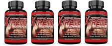 4 x  Xtreme 5000 Extreme Arginine Nitric Oxide Strength Endurance Recovery