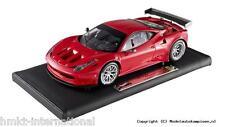 Ferrari 458 Italia GT2 1:18 Hotwheels Super Elite X5491