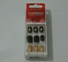 Kiss ImPress Limited Edition Nails Press-On Manicure #80096
