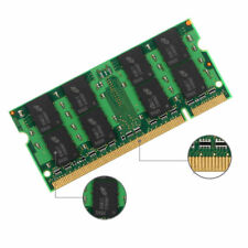 Crucial 4GB (2 x 2GB) DDR2 667 SODIMM PC2-5300 Memory (CT2KIT25664AC667)