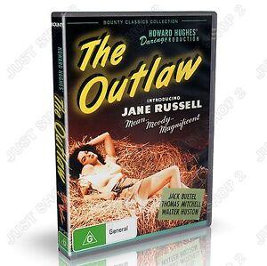 The Outlaw DVD : (1943) Original Movie : Howard Hughes : Brand New