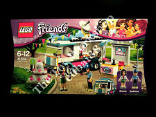 LEGO Friends Heartlake News Van 41056, Emma Andrew TV Reporter Cake Competition