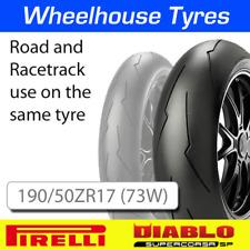 190/50ZR17 (73W) Pirelli Diablo Supercorsa SP V2