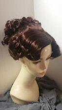 Regency style wig COLOR choice  austen, austenland, emma nutcracker EDA style
