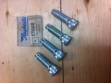Package of 4 wheel lug stud Raybestos OEM # 27856B