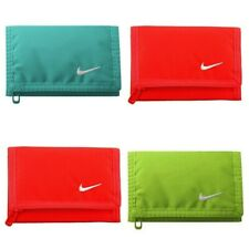 Nike Wallet Basic Money Purse Pouch Card Holder Green Red Blue