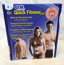 Gym Form - Quick Fitness Plus - Wireless Toning Pads Kit  x 2 boxes