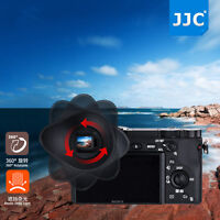 JJC Rotate 360° Oval Soft Eyecup for Sony A6300  A6000 NEX-6 NEX-7 as FDA-EP10