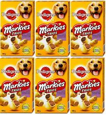 Pedigree Markies Trios Dog Treats With Marrowbone 6x 500g BEST BEFORE 23.10.2020