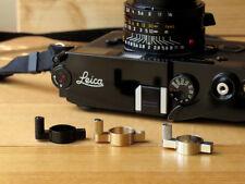 Leica MP Film Rewind Lever Black Paint/ Chrome/ Brass M2 M3 MP  MA