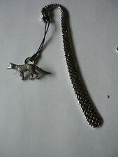 Fox codeppa23 Made From Fine English Pewter On A DRAGON Bookmark