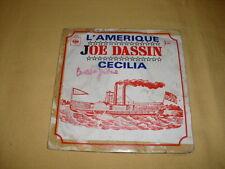 Joe Dassin – L'Amérique 45 RPM 7'' Single