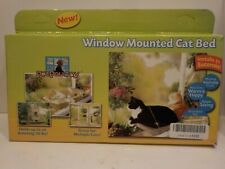 window mounted cat bed holds up to 50 pounds (b1)