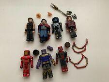 Marvel Minimates MCU Spider-Man Iron Man Ant-Man Infinity War