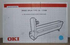 ORIGINALE OKI 42126607 Type c6 DRUM CIANO per c5100 c5200 c5300 c5400 B OVP