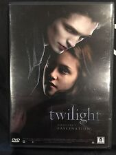 DVD - Comme neuf -TWILIGHT CHAPITRE 1 FASCINATION  -Zone 2 -
