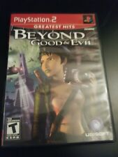 Beyond Good and Evil PS2 Complete Greatest Hits