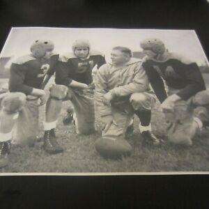 Curly Lambeau Don Hutson Tony Canadeo Irv Comp 11X14 Photo Green Bay Packers HOF