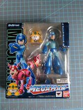 Megaman Rockman Bandai D-Arts Tamashii Nations Action Figure (Complete)