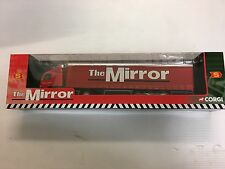 Corgi CC86702 The Mirror - Volvo Curtainside