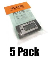 (5) OEM TINY TACH WIRELESS HANDHELD TACHOMETERS Fast Tach for Chainsaws Trimmers