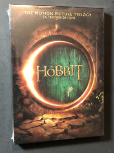 The Hobbit [ The Motion Picture Trilogy ] (DVD) NEW