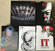 Neca IT (1990 & REMAKE) Ultimate Pennywise + GAMESTOP & SDCC !!! AUTHENTIC!!!!