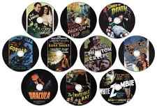 Bela Lugosi Film/Movie DVD Collection: Invisible Ray, Dracula, White Zombie etc
