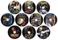 Bela Lugosi Film/Movie DVD Collection: Invisible Ray, Dracula, White Zombie etc