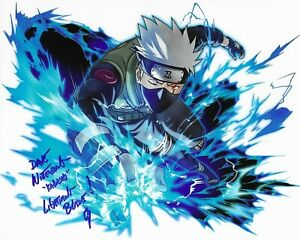 Dave Wittenberg Autographed Signed 8x10 Photo ( Naruto ) REPRINT