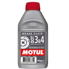 Líquido De Los Frenos MOTUL ESTÁNDAR PUNTO 3 / 4-Totalmente sintético - 245°C -