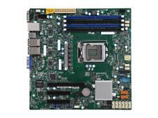 Supermicro X11SSH-LN4F Intel Xeon E3-1200 C236 microATX Motherboard