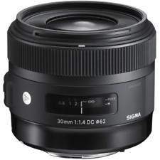 Sigma 1,4 / 30 mm DC HSM ART   Objektiv für SIGMA SD Kameras Demo-Ware