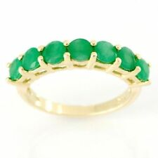 Handmade Emerald Yellow Fine Jewellery