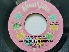 """BREWER and SHIPLEY - Tarkio Road / Seems Like A Long Time 1970 COUNTRY ROCK 7"""""""