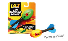 V12 Whistling Flying Rocket Whistle Throw Rocket Pro Ball Outdoor Play Toy Soft