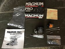 BRAND NEW MAGNUM PRO 25 MODEL RC PLANE AIRPLANE NITRO ENGINE Fsr-abc NIB