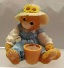 """Collectible Calico Kittens """"Friendship Grows When Shared"""" Enesco No 129321"""