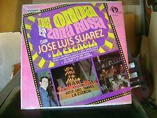 SEALED MEX LATIN LP~JOSE LUIS SUAREZ~DE ONDA EN LA ZONA ROSA Y LA ESENCIA~HEAR